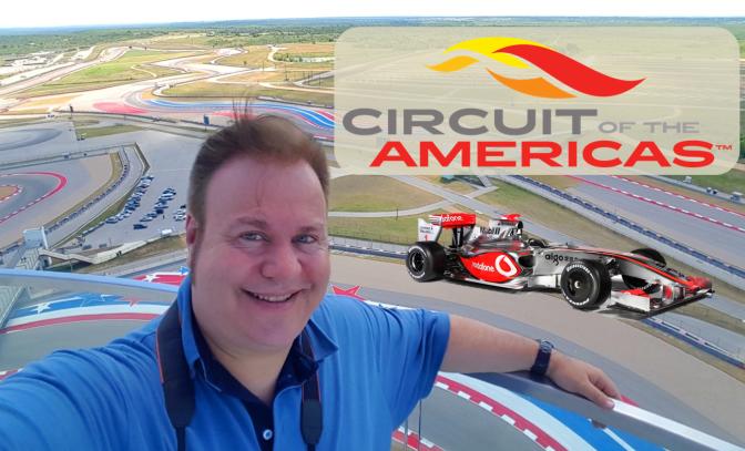 Circuito das Américas: obra prima da Fórmula 1