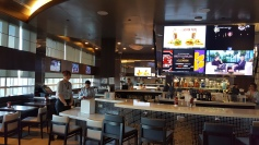 Restaurante dos Cowboys - Aeroporto de Dallas