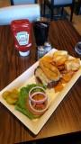 Restaurante dos Cowboys - Aeroporto de Dallas