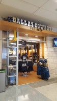 Loja dos Cowboys - Aeroporto de Dallas