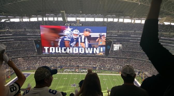 Como ver um jogo da NFL nos EUA