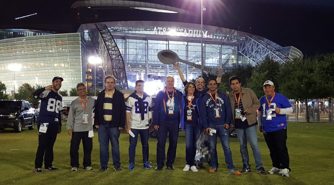 Football tour em Dallas (galeria de fotos)