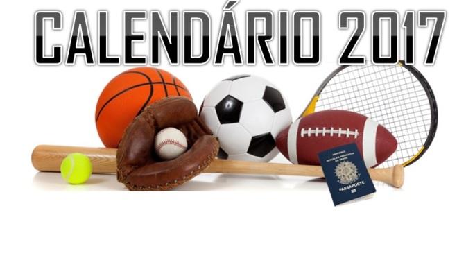 25 eventos esportivos para ver em 2017