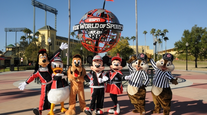 Orlando para os fãs de esportes!
