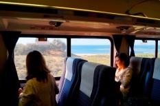 Trem Pacific Surfliner - Califórnia