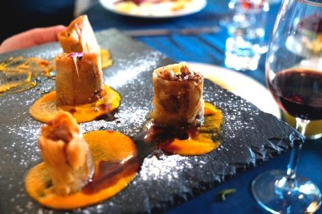 Restaurante Eucalyptus