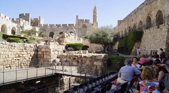 Jerusalém: uma inigualável sinestesia