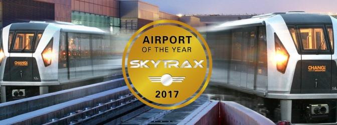 Os 100 melhores aeroportos do mundo