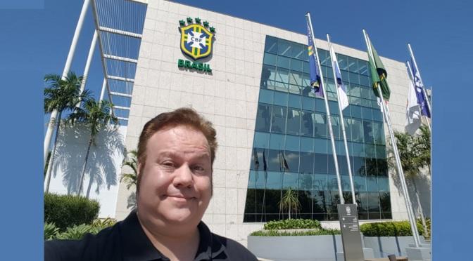 O (desconhecido) Museu da Seleção Brasileira