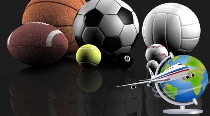 Quais esportes você gostaria de ver aqui?