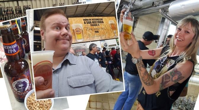 Tour da Cerveja no interior de SP