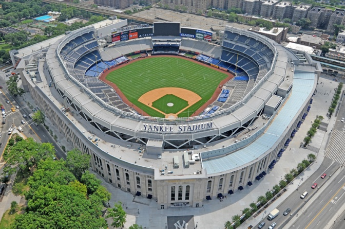 Sports Tour USA Parte 2 – Yankee Stadium