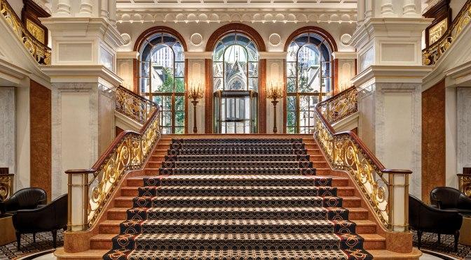 The Palace – História, luxo e beisebol em NYC