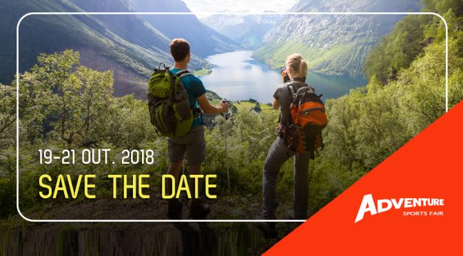 Adventure Sports Fair vem a SP em outubro!