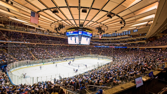 Sports Tour USA Parte 5 – Madison Square Garden
