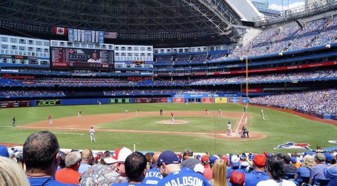 10 razões para ver beisebol em Toronto