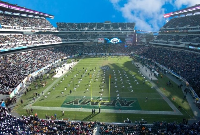 Sports Tour USA Parte 6 – O belo Estádio do Philadelphia Eagles