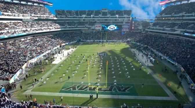Sports Tour USA Parte 6 – O belo Estádio do Philadelphia Eagles