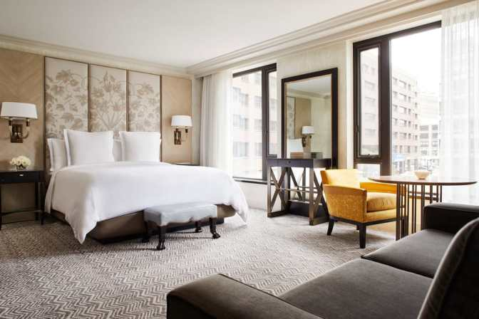 Four Seasons Boston – para mimar o viajante