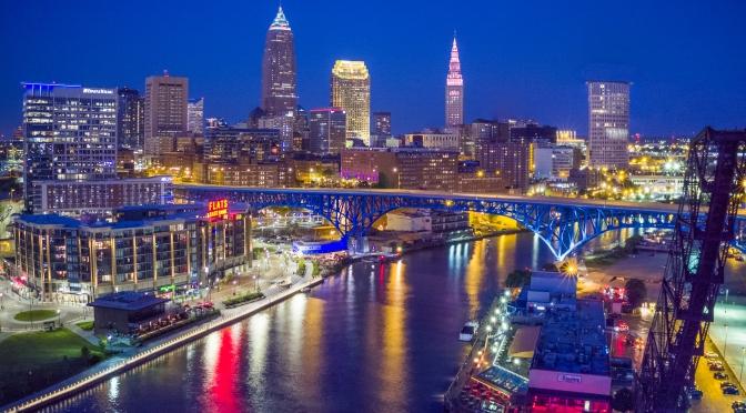 Cleveland (EUA) – a terra do rock e dos esportes!