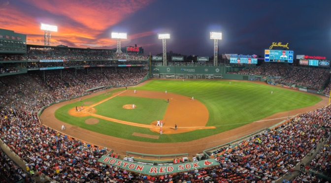 Sports Tour USA Parte 7 – Um jogo do Red Sox no Fenway Park