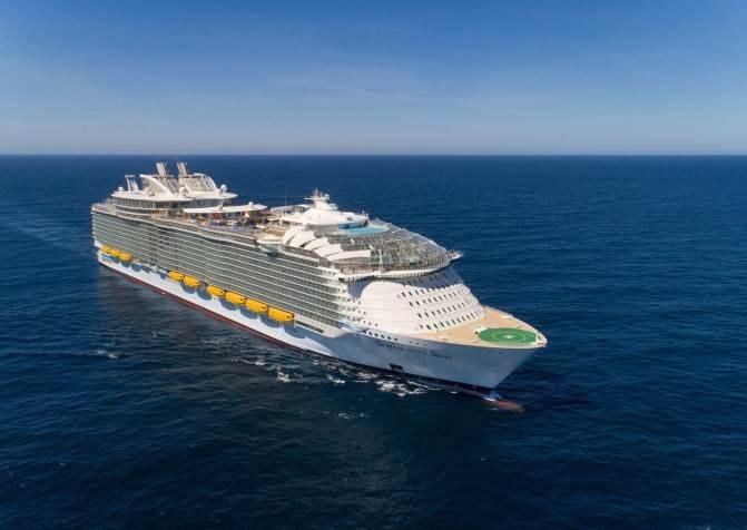 Prévia: o incrível Symphony of the Seas