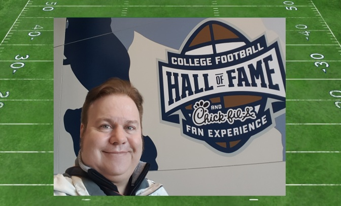 O Hall da Fama do College Football (EUA)