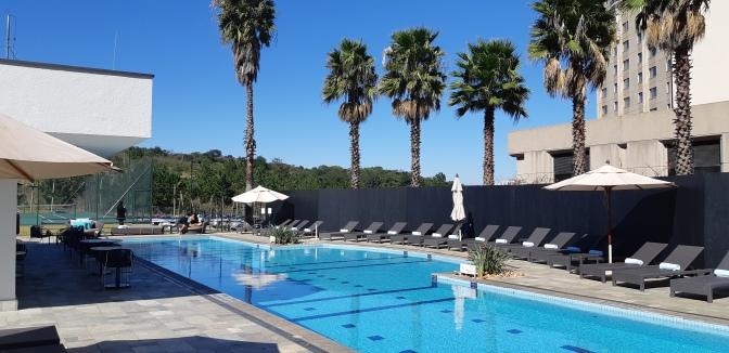 Pullman Resort: para curtir na metrópole