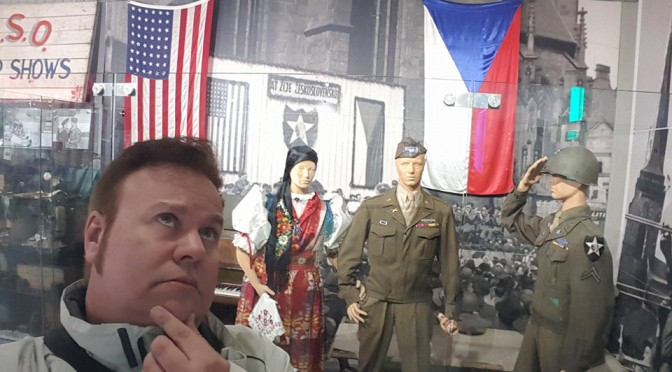 Um museu militar dos EUA… na Europa!