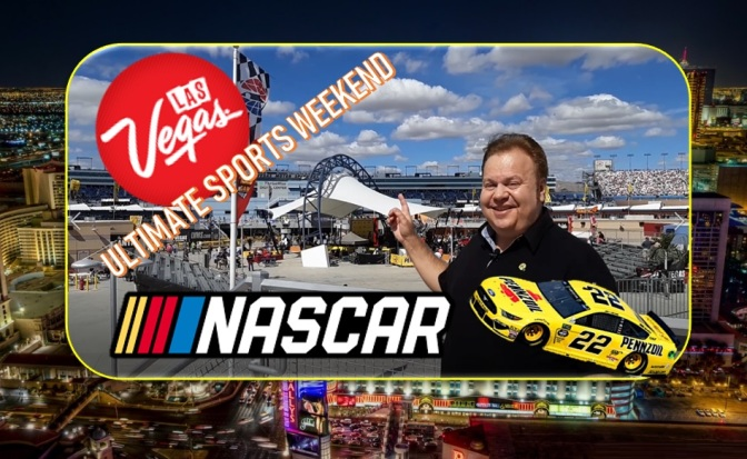 Las Vegas Sports Tour 2: as emoções da Nascar