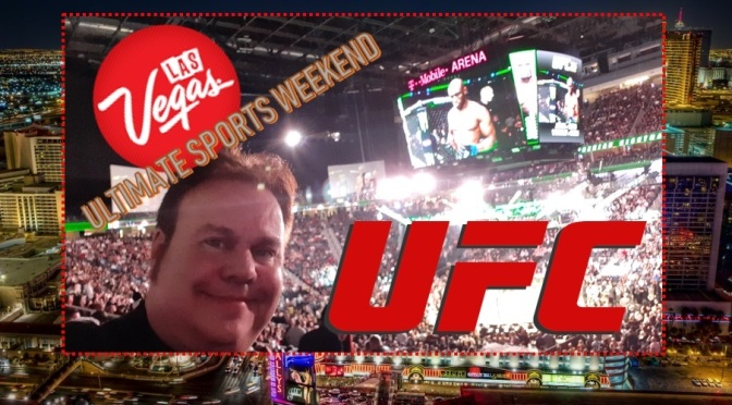 Las Vegas Sports Tour 1: curtindo o UFC!