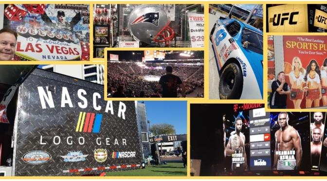 Las Vegas Sports Tour: Veja o que vem por aí