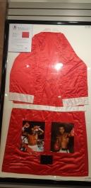 Roupão de Muhammad Ali