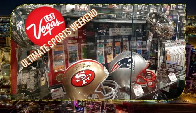 Las Vegas Sports Tour 3: as lojas de memorabília