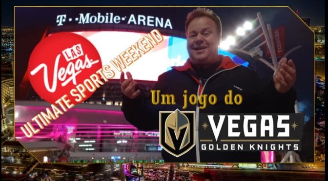 Las Vegas Sports Tour 4: um jogo da NHL!