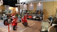 Exposição de scooters