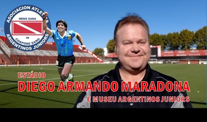 Onde surgiu a lenda do futebol argentino