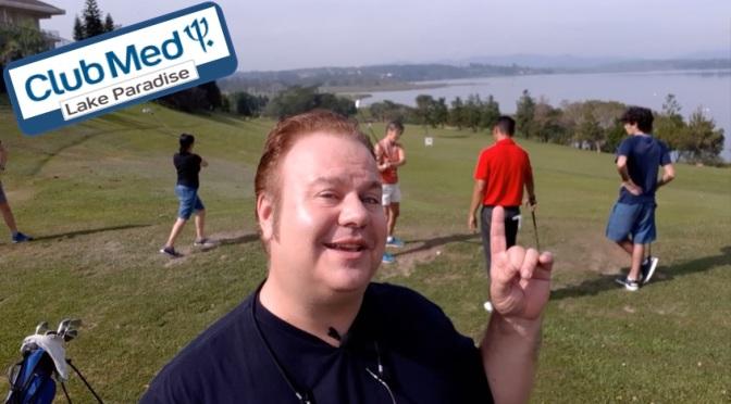 Golfe, vela e diversão no Club Med Lake Paradise