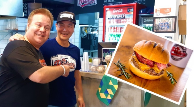 Dicas do Mancha: The Pitchers Food Stadium
