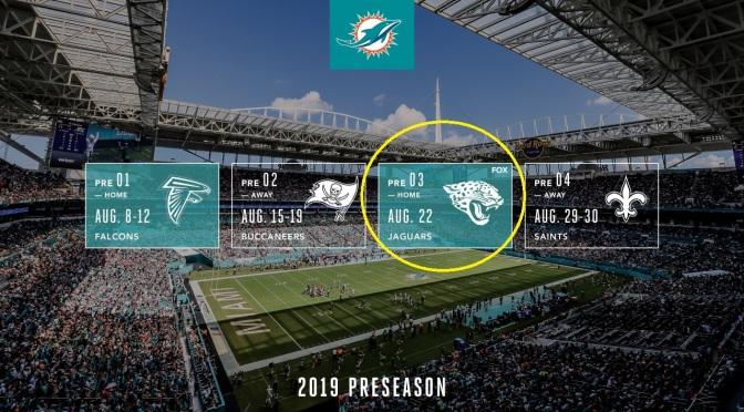 Em viagem: NFL em Miami