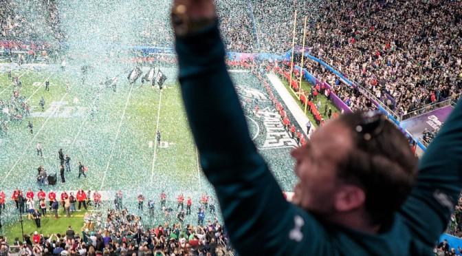 Vá ao Super Bowl com o Paulo Mancha!