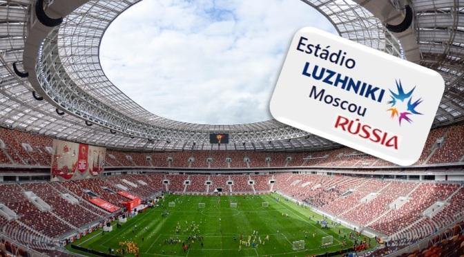 Onde Putin viu a Copa do Mundo!