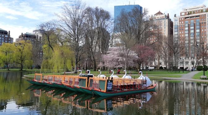 Boston: aristocracia, charme e… esportes!