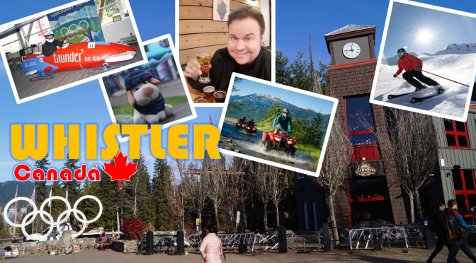 WHISTLER: Canadá acima de tudo