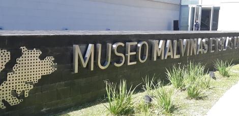 Museu das Malvinas - Buenos Aires