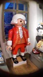 Mozart está em tudo!