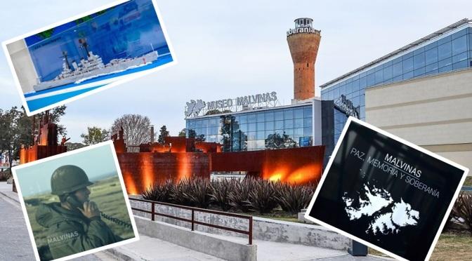 O emocionante Museu das Malvinas