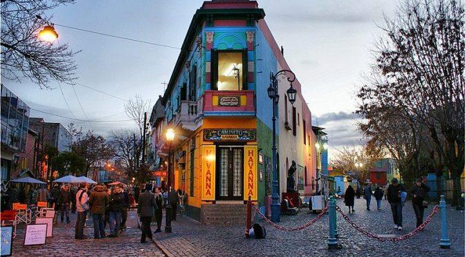 10 lugares para visitar na Argentina