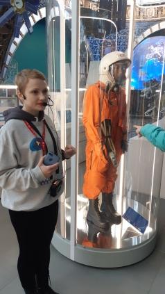 A visita guiada mostra todo o programa espacial soviético e russo