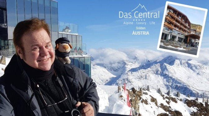 Das Central: um super-hotel nos Alpes